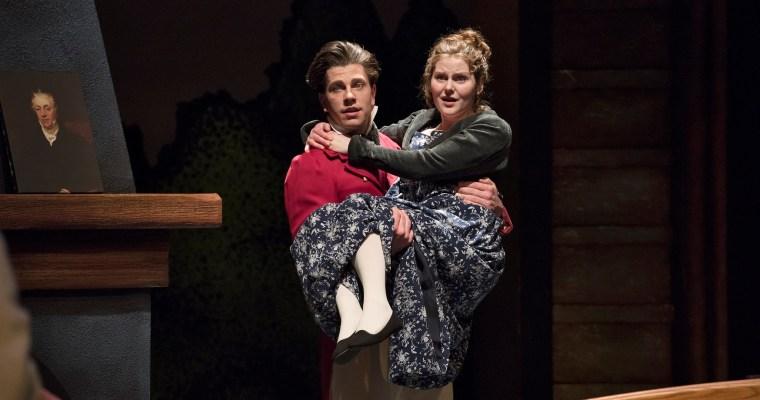 Theatre review: Sense and Sensibility