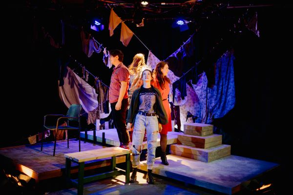 Visceral and vulnerable: a review of StoneMarrow Theatre's Crave