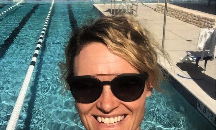 lap swimming in austin Bartholomew pool
