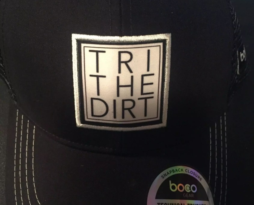 Tri The Dirt Boco Trucker