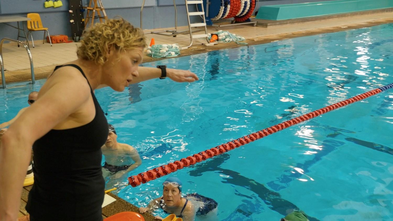 MelRad Multisport triathlon swim coaching