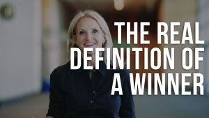 #MelRobbinsLive: The Real Definition of a Winner