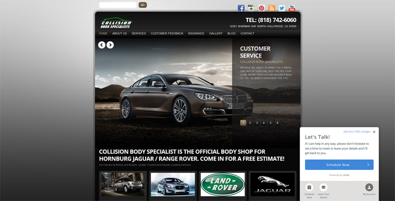 Collision Body Specialists