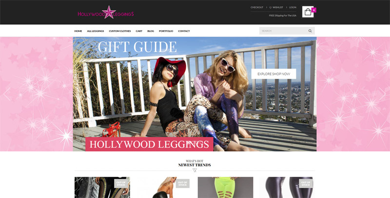 Hollywood Leggings