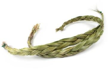 Ceremonial-Herbs-Sweetgrass-Braid