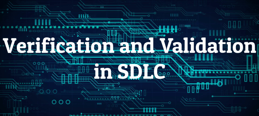 Validation and Verification in SDLC