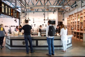 best coffee cities in the United States_Seattle_La Marzocco cafe