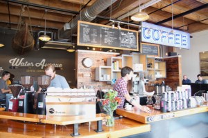 best coffee cities in the United States_Portland_water avenue