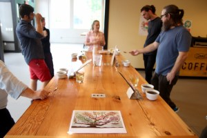 best coffee cities in the United States_Portland_Buckmann Coffee Factory