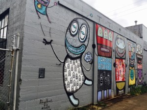 best coffee cities in the United States_Portland_fun street art