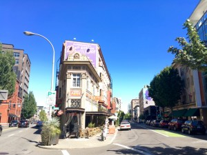 best coffee cities in the United States_Portland_tiny house
