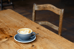 Your walking guide to specialty coffee in Berlin Kreuzberg_kaffee 9_cappuccino