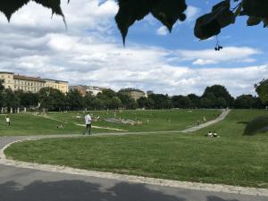 Your walking guide to specialty coffee in Berlin Kreuzberg_goerlitzer park