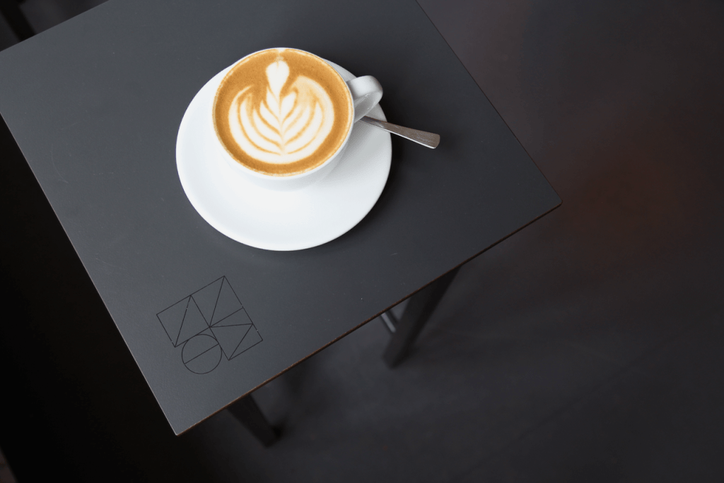 Your walking guide to specialty coffee in Berlin Kreuzberg part 2_nano kaffee_oatly flat white