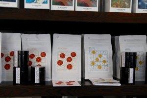 Your walking guide to specialty coffee in Berlin Kreuzberg part 2_nano kaffee_coffee range