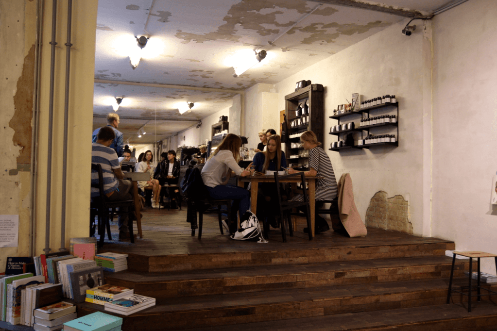 Your walking guide to specialty coffee in Berlin Kreuzberg part 2_companion_store view