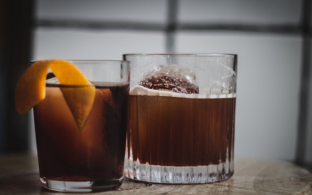 Two creative coffee & booze recipes by Berlin coffee cocktail trailblazers Happy Baristas