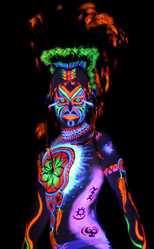 Ls Art Girls Wallpaper Uv Face Amp Body Art Facepainting Melbourne
