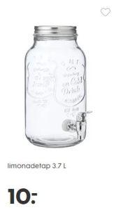 """HEMA limonade tap voor moederdag - helemaal hip met citroenen enzo - 6x inspiratie moederdag - Mels Feestje"""""""