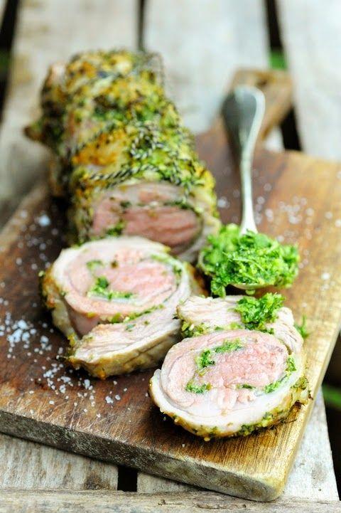 Verwonderlijk Hapjes voor op je tuinfeest - een lekkere rollade kan je goed koud TC-94