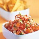 """Tomatensalsa voor bij de nachos - Mexicaans thema verjaardagsfeestje - Mels Feestje"""""""