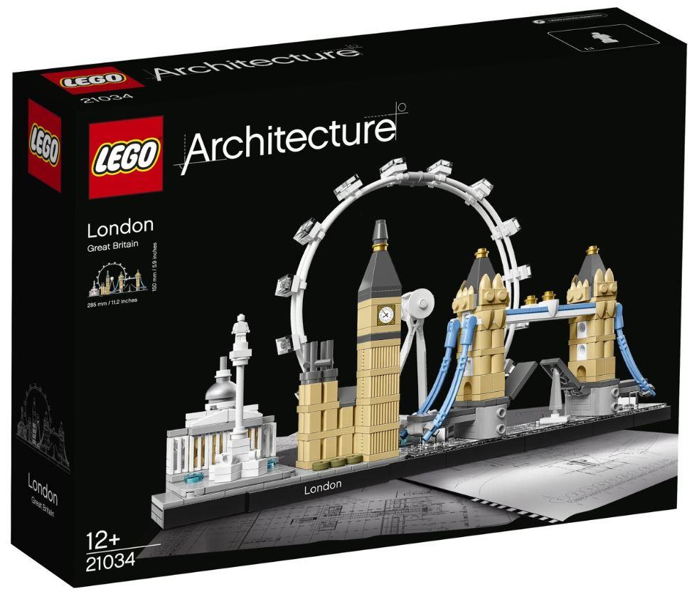 Lego Architecture - Sinterklaas cadeau tiener - kado ideeen 12 jaar
