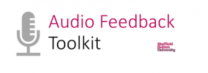 audio feedback toolkit