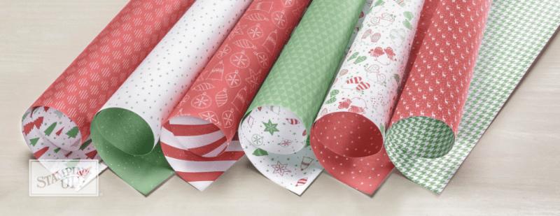 Be Merry designer series paper