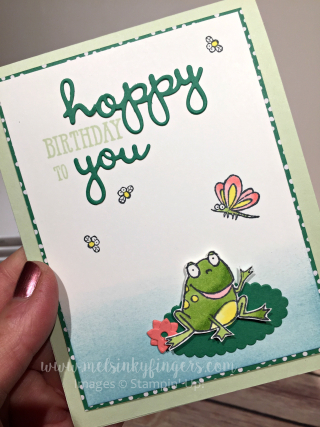 Easily create custom sentiments and greetings with the Well Said bundle.