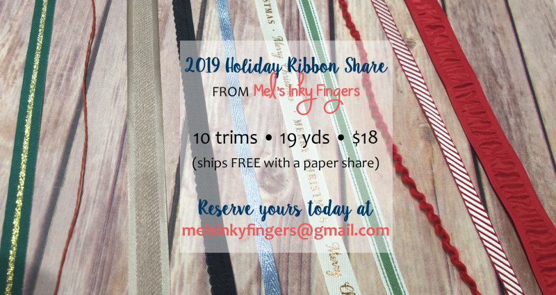 Ribbon share Holiday 2019 image