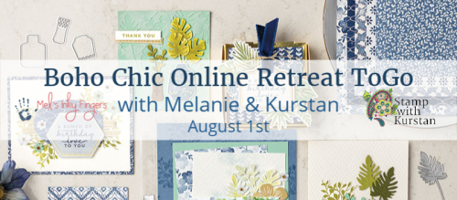 Boho Chic online Retreat August 2020