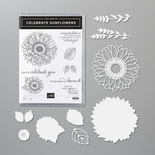Celebrate Sunflower Bundle