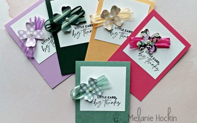 2021-2023 In Colors and Flowers of Friendship Bundle