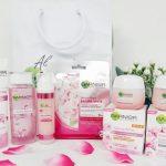 Garnier Sakura White Series