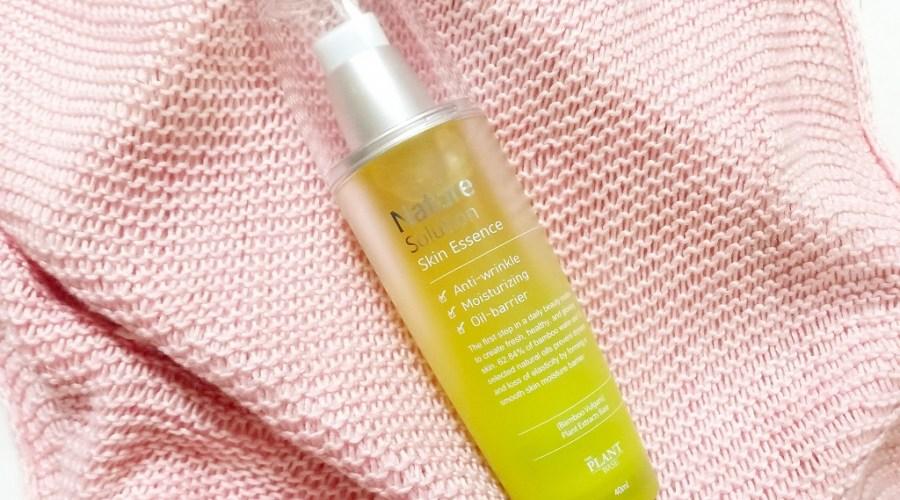 plant base skin essence