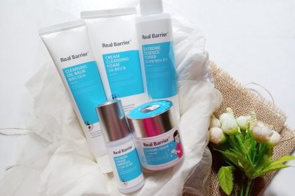 real barrier skincare