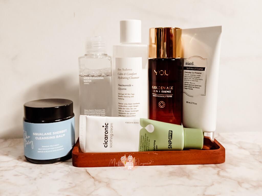 Basic Skincare Routine Pemula
