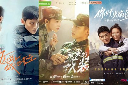 You Are My Hero My Dear Guardian The Flaming Heart Collage You Are My Hero, My Dear Guardian, and The Flaming Heart Drama Review