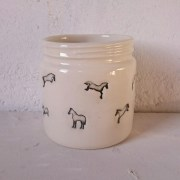 horse jar