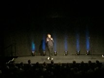 Kevin Bridges stage