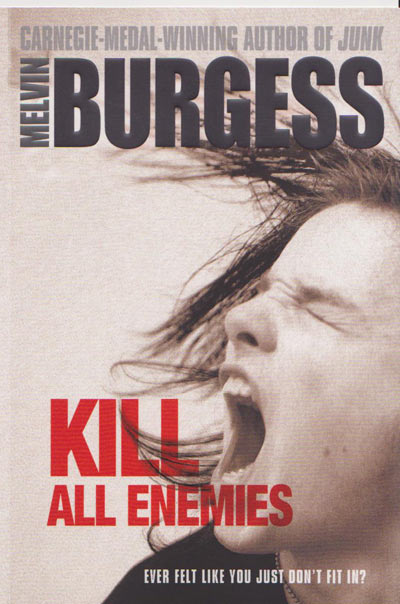 Books  Melvin Burgess