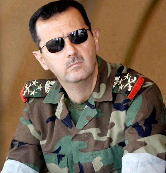 Bashar Al Asad