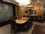 Formal dining hall