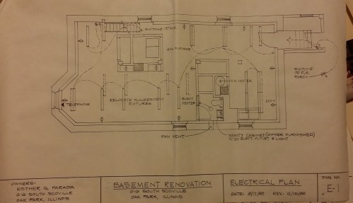 small resolution of basement electrical