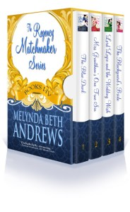The Regency Matchmaker Series, Books I - IV, Box Set