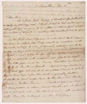 Jane's Letter
