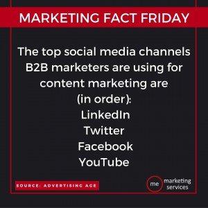 Marketing Fact Friday 3.4