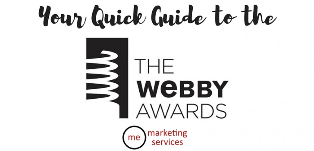 Your Quick Guide to The Webby Awards
