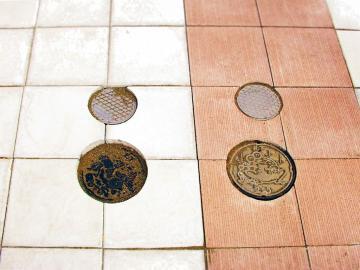 コンクリート平板札幌施工