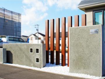 札幌市コンクリート塀施工例01